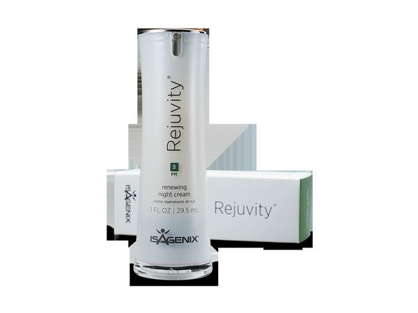 Isagenix Rejuvity Renewing Night Cream