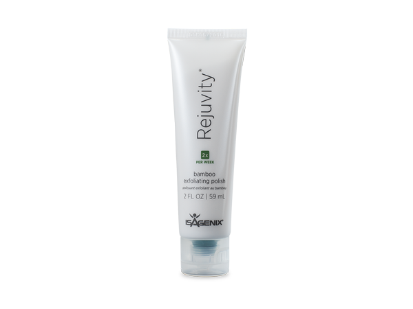 Isagenix Rejuvity Bamboo Exfoliating Polish