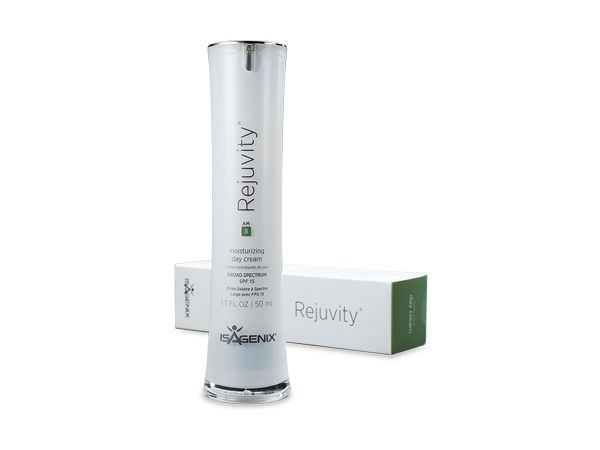 Isagenix Rejuvity Moisturizing Day Cream With SPF 15