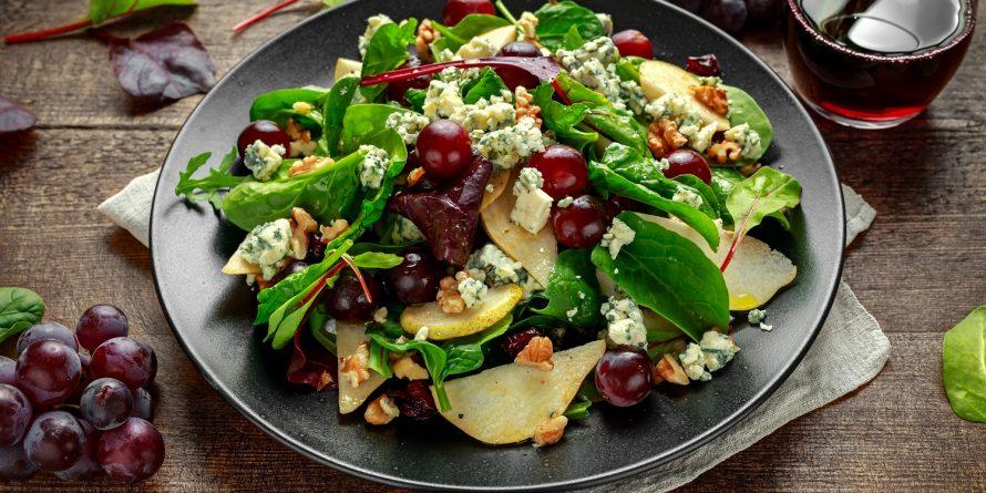 Delicious, healthy food